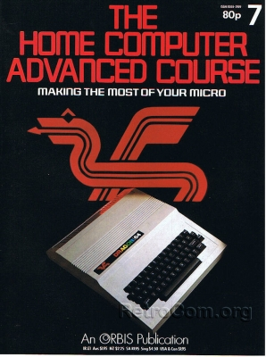 The Home Computer Advanced Course 07