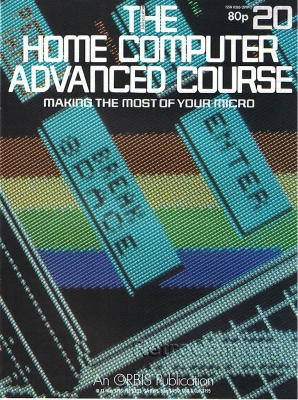 The Home Computer Advanced Course 20