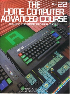 The Home Computer Advanced Course 22