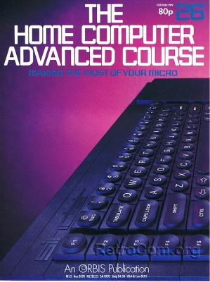The Home Computer Advanced Course 26
