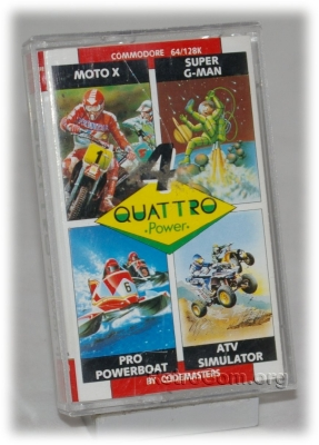 Moto X - Super G-man - Pro Powerboat-ATV Simulator