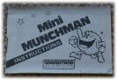 Mini Munchman instruction book