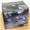 Mad Catz Steering Wheel & Pedals - Box