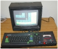 Amstrad CPC 464 Roland on the Ropes
