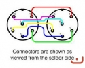 BBC to Microvitec Cub monitor cable